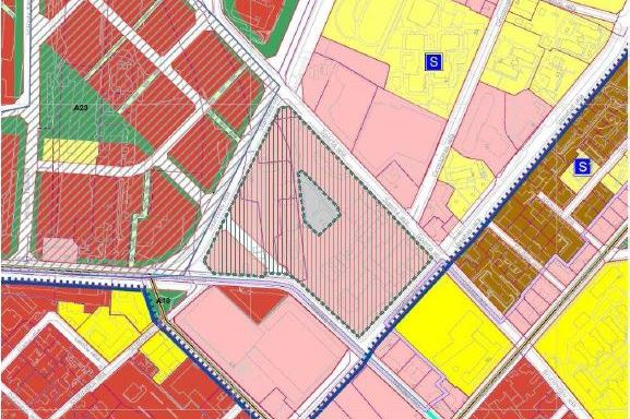 Par ietekmes uz vidi novērtējumu ierosinātajai darbībai Rīgā, Hanzas ielā 14A, Hanzas ielā 10/12, Hanzas ielā bez numura, Sporta ielā 2 un Skanstes ielā 5B