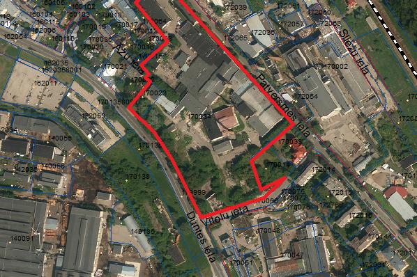 Paziņojums par lokālplānojuma izstrādes uzsākšanu zemesgabalos Patversmes ielā 18 un Duntes ielā bez numura