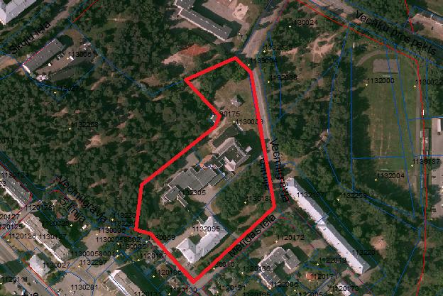 Paziņojums par lokālplānojuma izstrādes uzsākšanu teritorijā Vecmīlgrāvja 5.līnijā