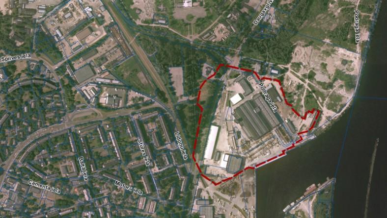 Par stratēģisko ietekmes uz vidi novērtējumu teritorijai Rīgā, Daugavgrīvas ielā 93