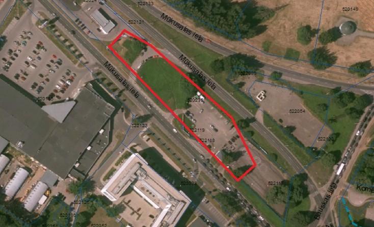 Paziņojums par lokālplānojuma izstrādes uzsākšanu zemesgabalā Mūkusalas ielā 80