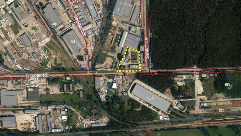 Par ietekmes uz vidi novērtējumu paredzētajai darbībai Rīgā, Rencēnu ielā 16
