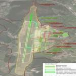 """Paziņojums par starptautiskās lidostas """"Rīga"""" infrastruktūras attīstības projektu līdz 2020.gadam ietekmes uz vidi novērtējuma papildināto un precizēto ziņojumu"""