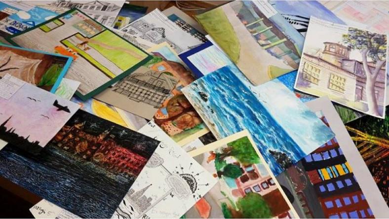 """Zīmējumu un eseju konkursa """"Mana apkaime. Manas apkaimes stāsts"""" rezultāti"""