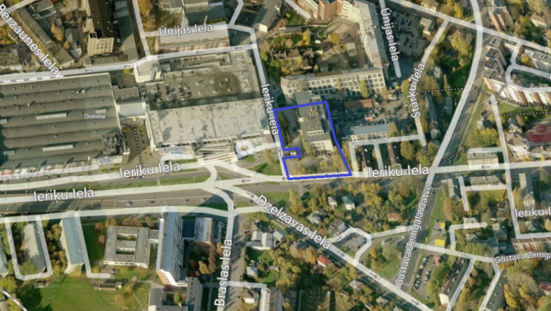 Paziņojums par lokālplānojuma apstiprināšanu zemesgabalam Ieriķu ielā 5 k-1
