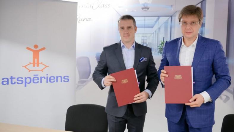 """Jaunie Rīgas uzņēmēji šogad grantu programmā """"Atspēriens"""" varēs saņemt līdz 15 000 eiro savas biznesa idejas attīstībai"""