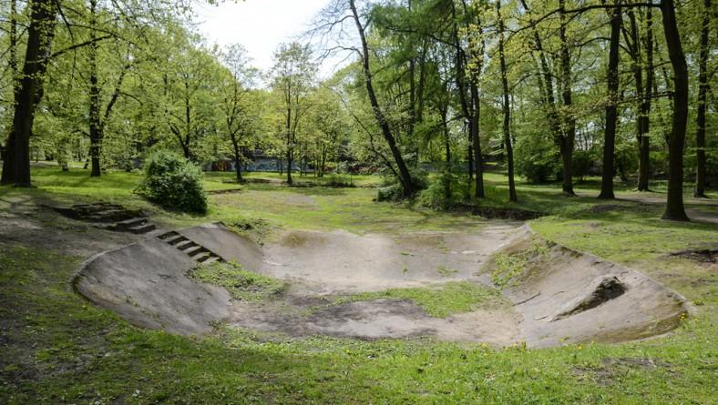 Izsludināts metu konkurss Aldara parka pārbūvei