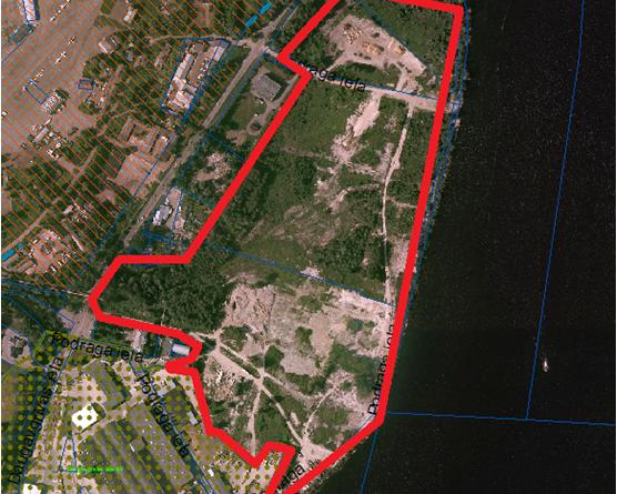 Paziņojums par lokālplānojuma izstrādes uzsākšanu teritorijai Podragā