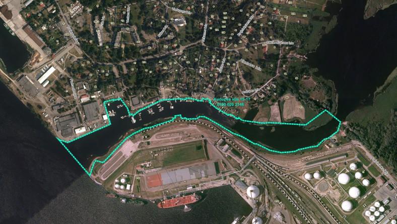 Paziņojums par ietekmes uz vidi novērtējumu ierosinātajai darbībai – peldošo piestātņu uzstādīšanai jahtu un kuteru īslaicīgai stāvēšanai Rīgā, Audupes akvatorijā, Audupes ielā 15-17