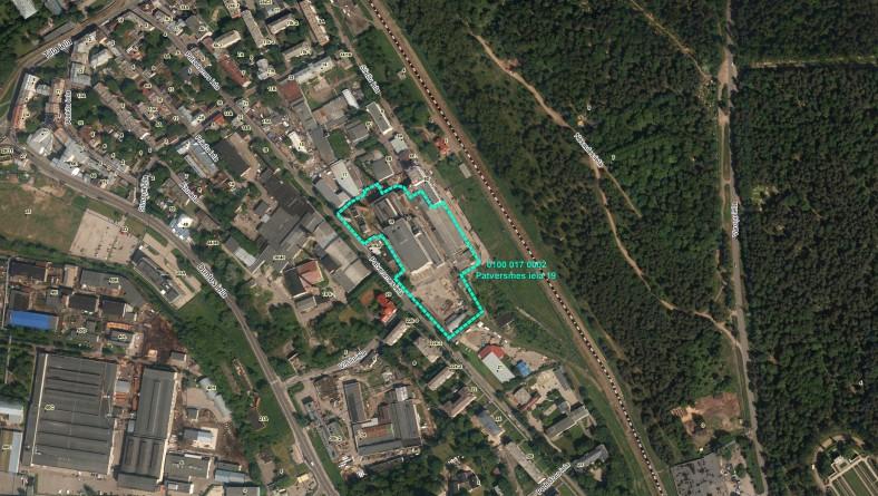 Paziņojums par ietekmes uz vidi novērtējumu ierosinātajai darbībai – metāla izstrādājumu krāsotavai un pārstrādātas gumijas izstrādājumu (gumijas disku un paklājiņu) ražošanai  Rīgā, Patversmes ielā 19