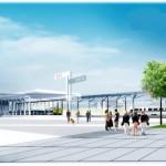 Turpinās attīstīt projektu par multimodāla transporta mezgla izbūvi Torņakalna apkaimē