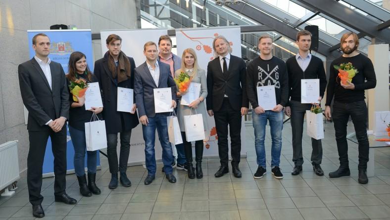 """Grantu programmā """"Atspēriens"""" septiņi uzņēmēji saņem 81 342 eiro"""