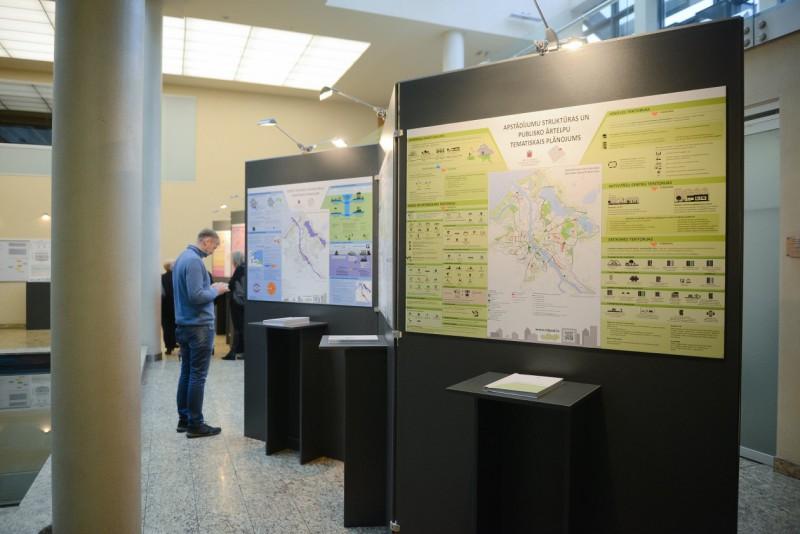 Jaunā Rīgas teritorijas plānojuma izstrādes ietvaros sabiedrībai iepazīstināšanai tiek nodoti 11 tematisko plānojumu projekti
