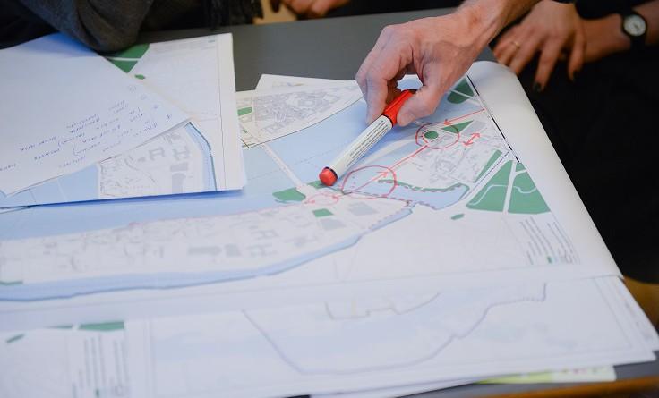 Trīs diskusiju cikls par publisko ārtelpu Rīgas Vēsturiskajā centrā pulcējis vairāk nekā 110 dalībnieku