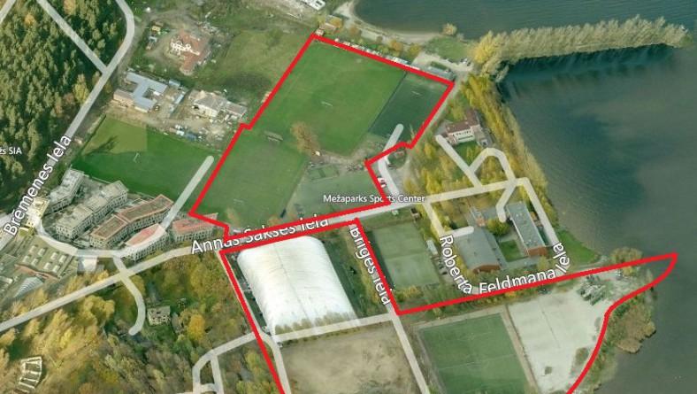 Paziņojums par lokālplānojuma izstrādes uzsākšanu zemes gabaliem Rīgā, Roberta Feldmaņa ielā 6 un Roberta Felmaņa ielā 9