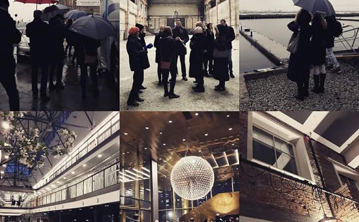 Tallinā iepazīstas ar degradēto teritoriju revitalizācijas projektiem