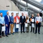 """Noslēgusies grantu programma """"ATSPĒRIENS"""" –  seši uzņēmēji saņem 78 735 eiro"""