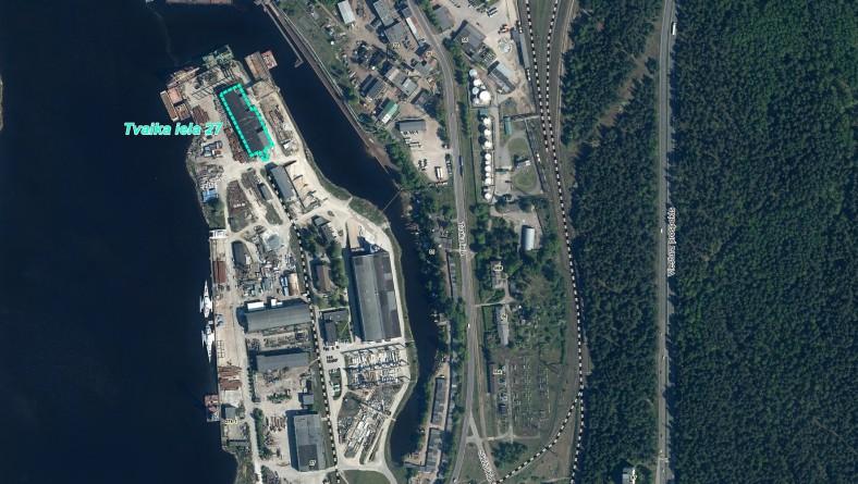"""Paziņojums par ietekmes uz vidi procedūras nepiemērošanu SIA """"BJB"""" plānotajai darbībai Tvaika ielā 27, Rīgā"""