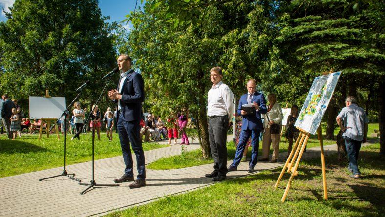 Dārziņu apkaimes  publiskās infrastruktūras attīstības tematiskais plānojums–liels solis attīstībai