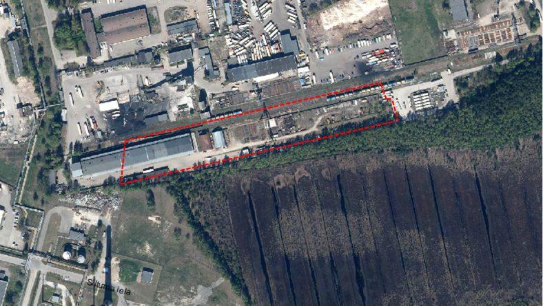 """Paziņojums par ietekmes uz vidi novērtējuma procedūras piemērošanu SIA """"Rīga lom"""" ierosinātajai darbībai Rīgā, Rītausmas ielā 4A"""