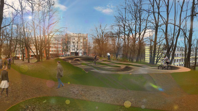 Aldara parkam pieguļošajā teritorijā izveidos veloparku