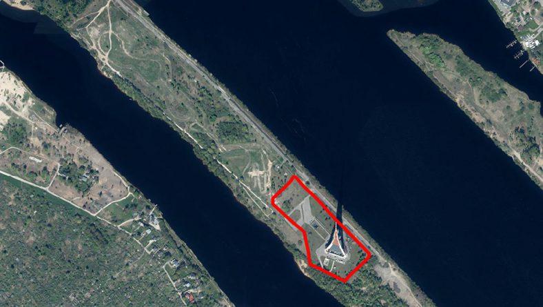 Paziņojums  par lokālplānojuma izstrādes pārtraukšanu zemesgabalam Zaķusalas krastmalā 1