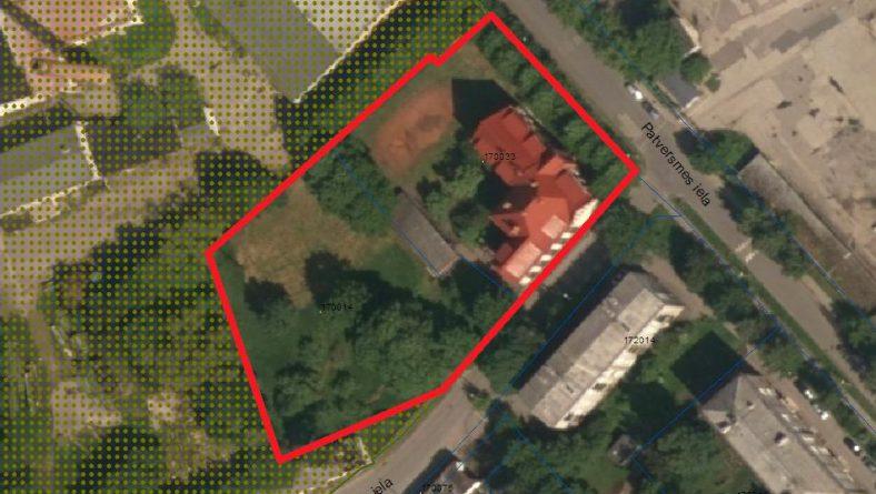 Paziņojums  par lokālplānojuma izstrādes pārtraukšanu teritorijai Patversmes ielā 20