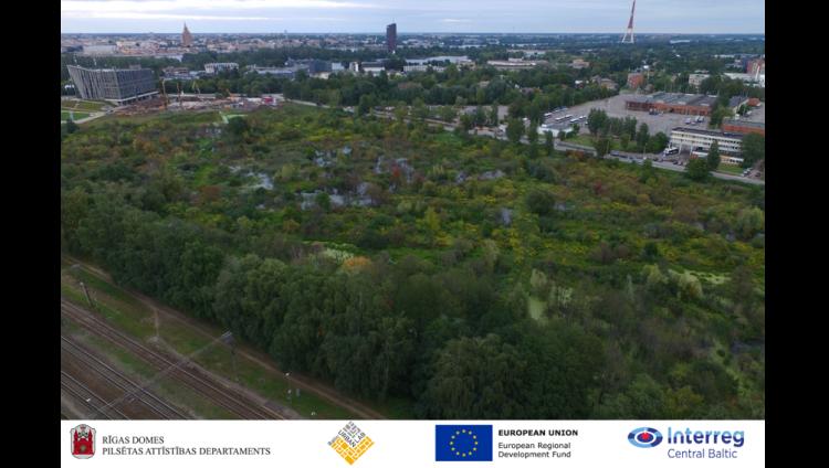 """Notiek pirmais tematisko lekciju cikls """"Pilsētplānošanas attīstības vīzijas un adaptācija jauniem attīstības virzieniem, mājokļu moduļu attīstības iespējas degradētā teritorijā""""."""