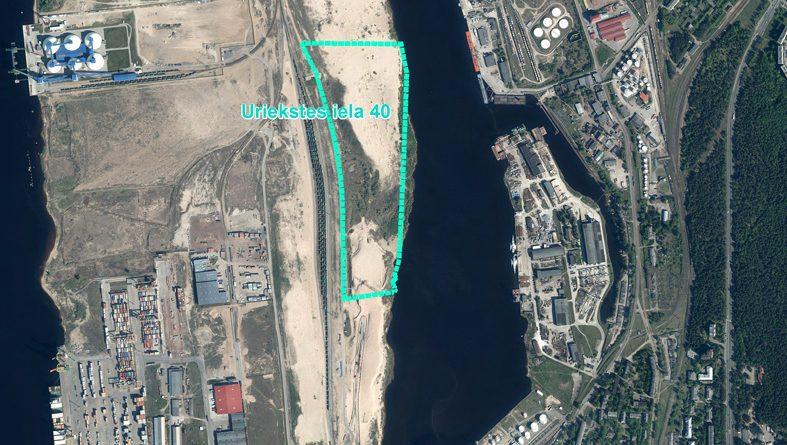 """Par IVN procedūras piemērošanu SIA """"Kundziņsalas dienvidu projekts"""" paredzētajai darbībai Uriekstes ielā 40, Rīgā"""