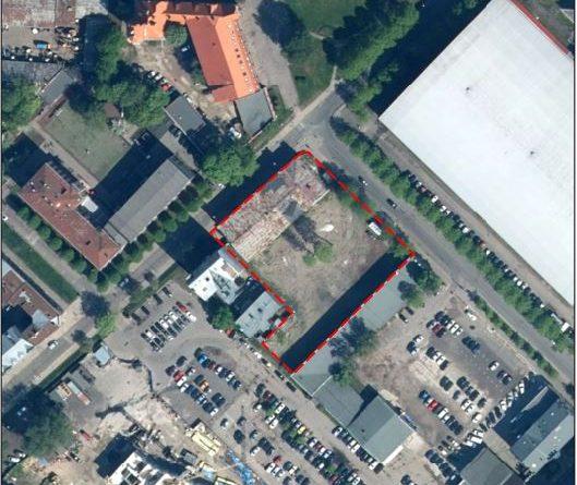 Paziņojums par lokālplānojuma izstrādes uzsākšanu zemesgabalam Strēlnieku ielā 8