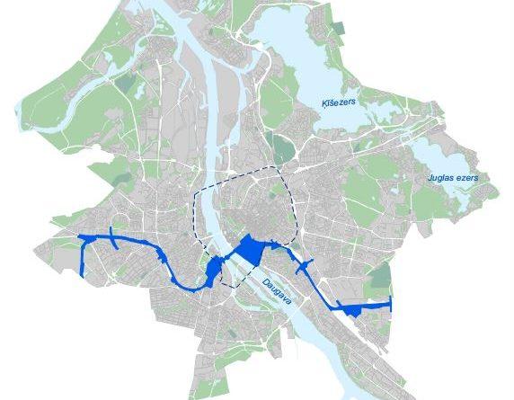 """Paziņojums par grozījumiem Rīgas domes 17.05.2016. lēmumā Nr.3782 """"Par publiskās lietošanas dzelzceļa līnijas """"Rail Baltica"""" trases teritorijas lokālplānojuma kā Rīgas teritorijas plānojuma 2006.–2018.gadam un Rīgas vēsturiskā centra un tā aizsardzības zonas teritorijas plānojuma grozījumu izstrādes uzsākšanu"""""""