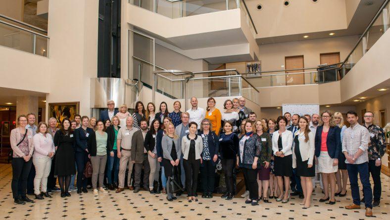 """Noslēdzot projekta """"Integrēta lietusūdens pārvaldība (iWater)"""" īstenošanu, Rīgā un Jelgavā noorganizēta starptautiskā iWater projekta noslēguma konference"""