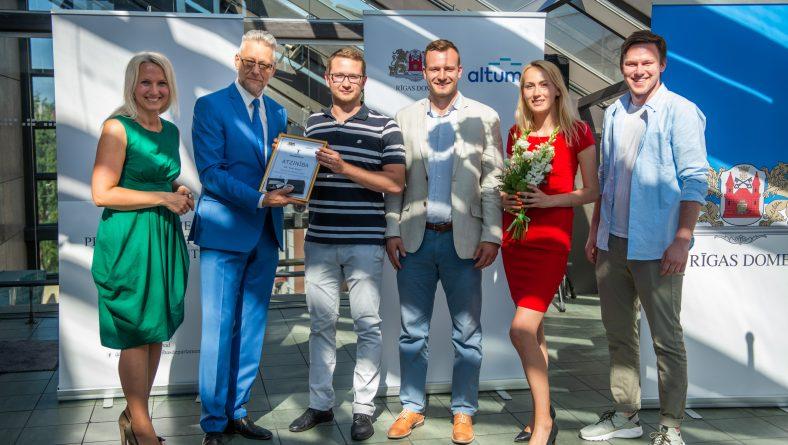 """""""Atspēriens"""" grantus saņems trīs Rīgas uzņēmumi"""