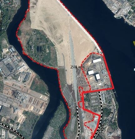 Lokālplānojums Krievu salai