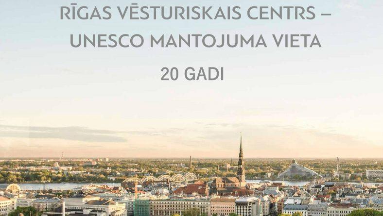Rīgas vēsturiskais centrs- UNESCO Pasaules mantojuma vieta