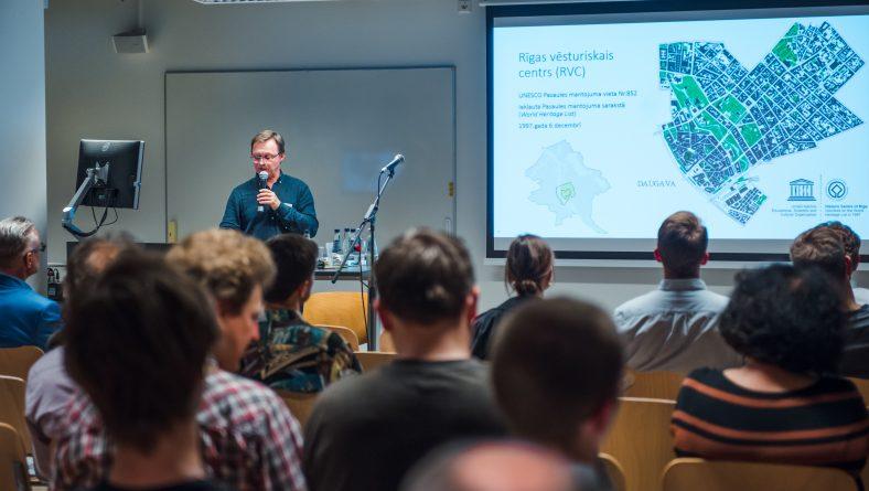 Sabiedrība iesaistās Rīgas vēsturiskā centra plānošanas procesā