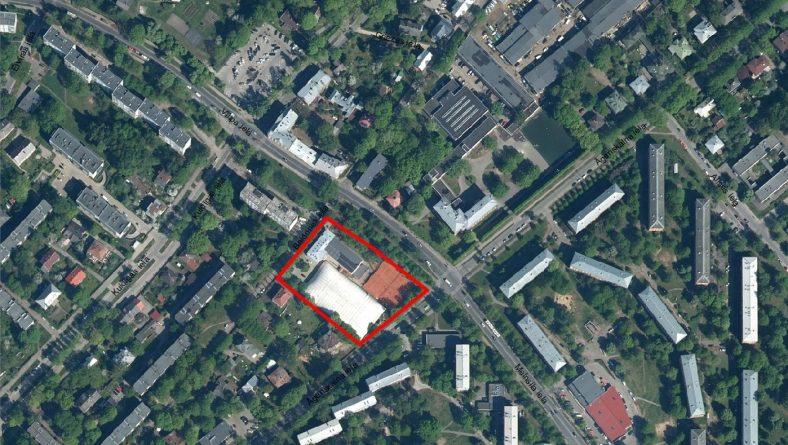 Paziņojums par zemesgabala Baldones ielā 7 lokālplānojuma kā Rīgas teritorijas plānojuma 2006.–2018.gadam grozījumu izstrādes uzsākšanu