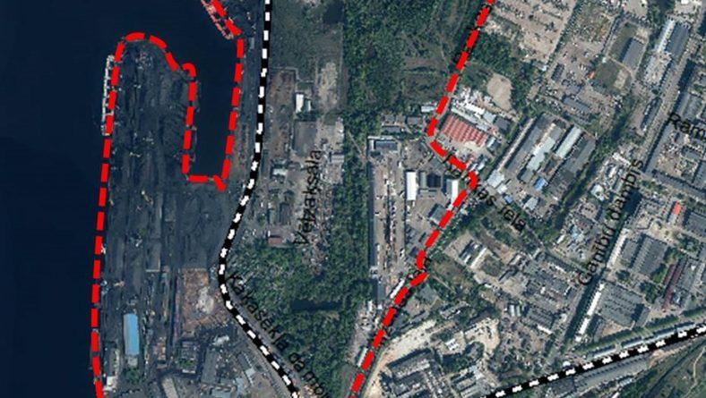 Paziņojums par Eksportostas un tai piegulošās teritorijas lokālplānojuma apstiprināšanu