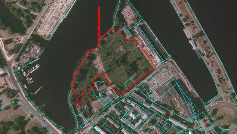 Paziņojums par lokālplānojuma pilnveidotās redakcijas zemesgabaliem  Trijādības ielā 1 un Trijādības ielā 3, Rīgā nodošanu publiskajai apspriešanai