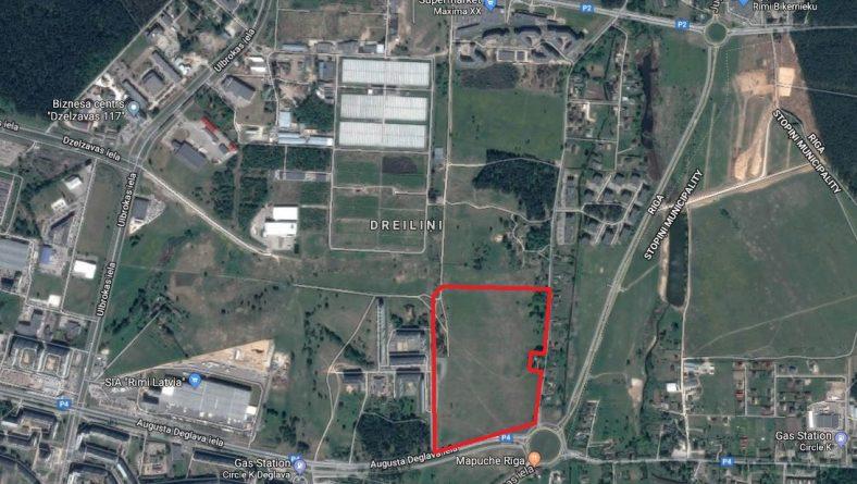 Paziņojums par teritorijas starp Kaivas ielu, Augusta Deglavas ielu, Ēvalda Valtera un Dzelzavas ielu lokālplānojuma kā Rīgas teritorijas plānojuma 2006.-2018.gadam grozījumu izstrādes uzsākšanu