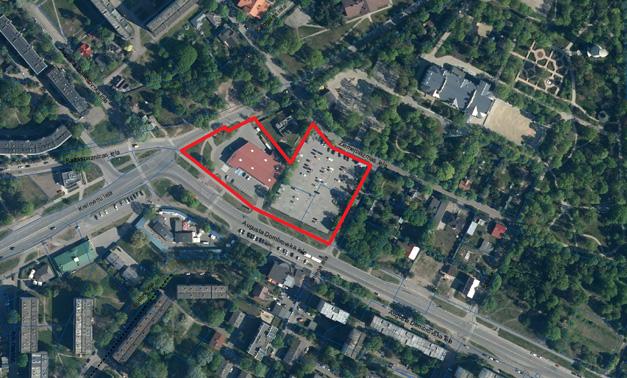 Paziņojums par teritorijas starp Augusta Dombrovska ielu, Baltāsbaznīcas ielu, Ziemeļblāzmas ielu un Sniega ielu lokālplānojuma kā Rīgas teritorijas plānojuma 2006.–2018.gadam grozījumu izstrādes uzsākšanu