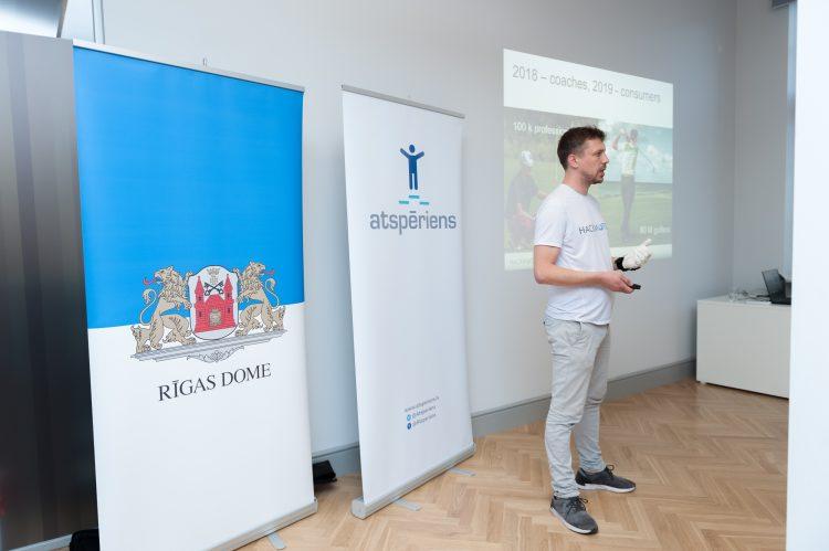 10 inovatīvas idejas  un iespēja saņemt līdz 12 000 eiro lielu grantu tās attīstībai
