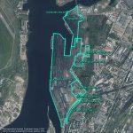 """Par sākotnējā IVN veikšanu SIA """"RĪGAS CENTRĀLAIS TERMINĀLS"""" paredzētajai darbībai Eksportostā, Rīgā"""