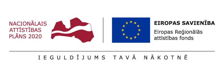 Logo ansamblis ERAF