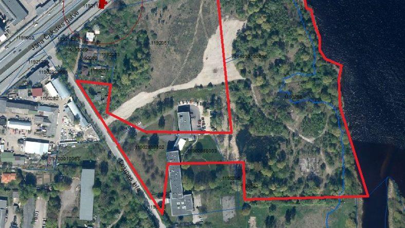 Paziņojums par lokālplānojuma izstrādes uzsākšanu zemesgabalam Lejupes ielā 3