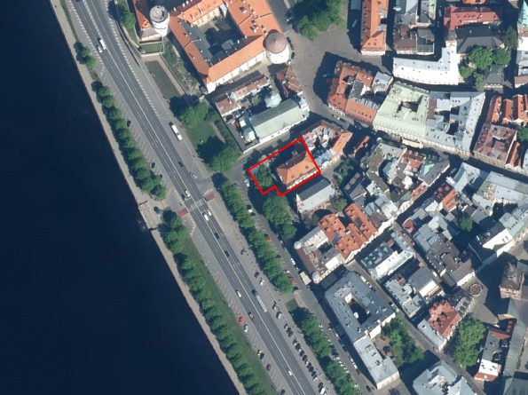 Paziņojums par lokālplānojuma izstrādes uzsākšanu zemesgabalam Anglikāņu ielā 5