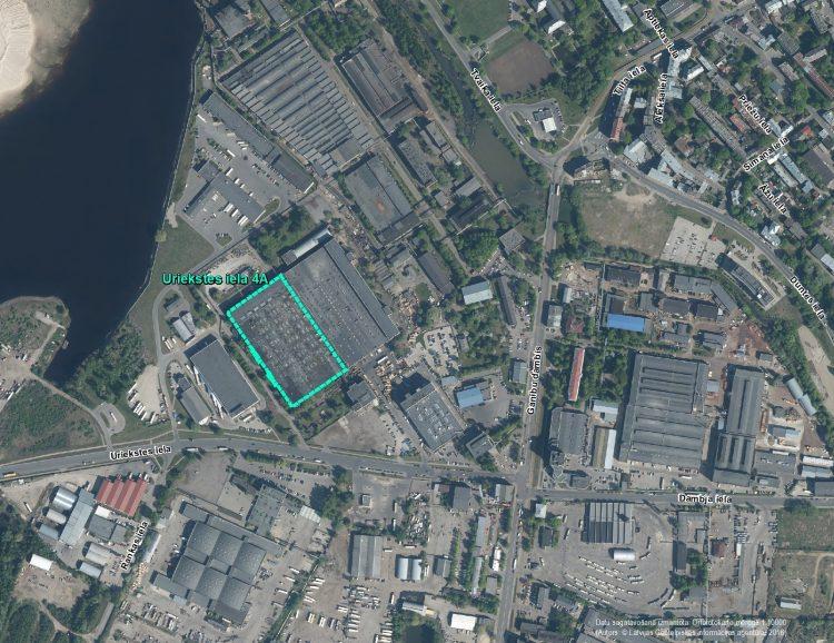 Par IVN nepiemērošanu ierosinātajai darbībai Uriekstes ielā 4a un Ganību dambī 31, Rīgā