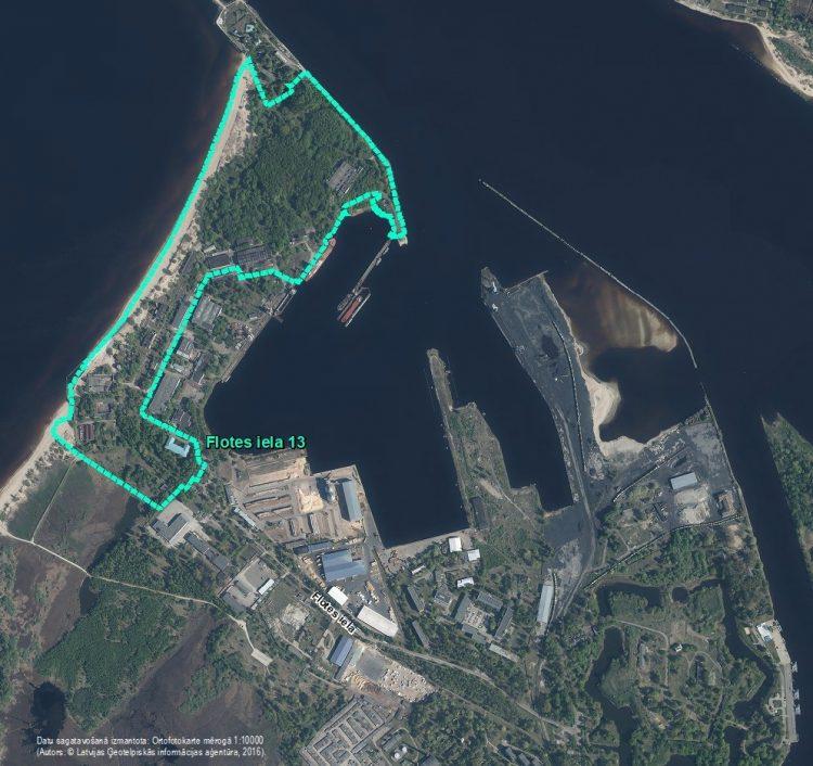 Paziņojums par ietekmes uz vidi novērtējuma naftas un naftas ķīmijas produktu pārkraušanas termināla izveidei Rīgā, Flotes ielā 13, Rīgas Brīvostas teritorijā, iesniegšanu