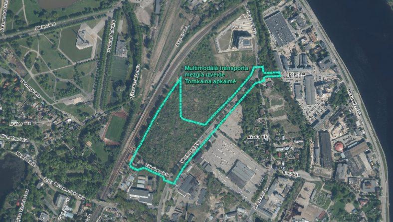 Par IVN sākotnējā izvērtējuma veikšanu Torņakalna apkaimē, Rīgā