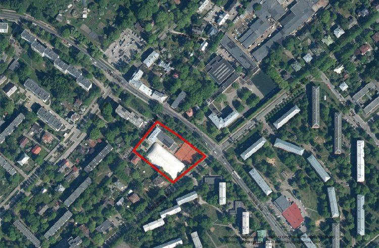 Paziņojums par zemesgabala Baldones ielā 7 lokālplānojuma izstrādes apturēšanu